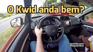 O Renault Kwid anda bem? | Test Drive e Opinião