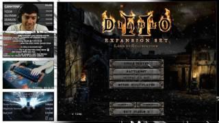 Diablo 2 - Hell Hardcore Sorceress - Day 2 - Why am I so bad?