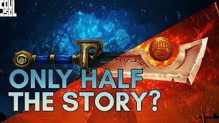 Rolling BOTH Alliance and Horde Toons in Battle for Azeroth for the Lore and Why - World of Warcraft
