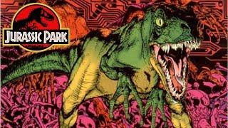 Jurassic Park Adventures - Raptor Aftershocks - Part 1 - Jurassic Park Comics