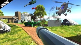 This Game is AMAZING, Free to Play Battlefield - Ravenfield Gameplay