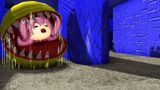 【第11回MMD杯本選】パックマソ【初音ミク】 - ニコニコ動画 Q