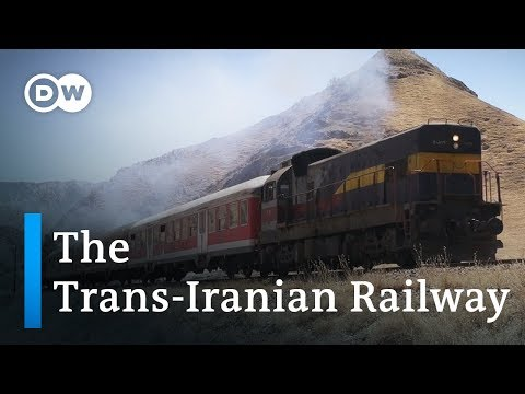 Traveling Iran by train DW Documentary