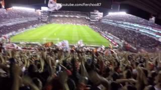 Independiente 2-0 Racing | la hinchada