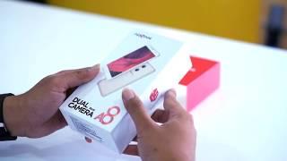 Unboxing dan Review Smartphone Advan A8