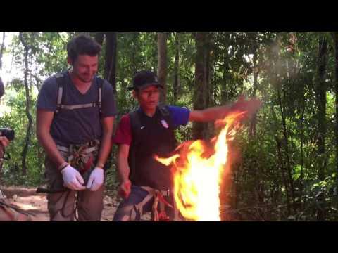 Gibbon Experience Laos (crazy ziplining)