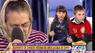 Florentina Fântânaru, în lacrimi, la