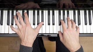 Soltane Ghalbha - Piano Tutorial Easy
