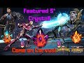 Featured 5* Crystal Opening! Come on Corvus! - Marvel Contest of Champions