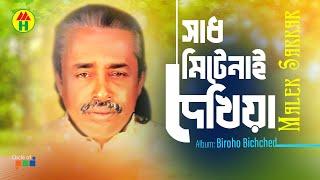 Malek Sarkar - Sadh Mitenai Dekhiya