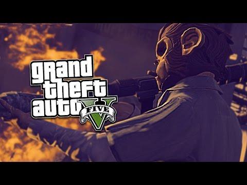 PENJEMO SE KAO ASSASSINI ! Grand Theft Auto V - Deathmatch w/Cale