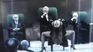 Scene INCREDIBILE în timpul unei ceremonii MASONICE   Imagini dintr-un ritual secret