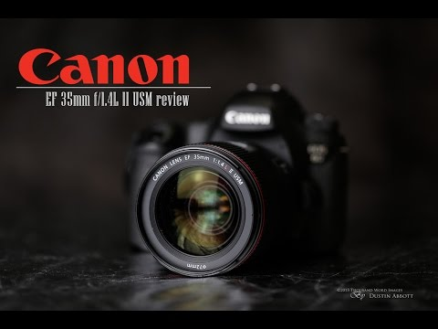 Canon EF 35mm f/1.4L II USM Review - Worth the Money?