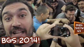 Mordor, futebol e zumbis na Brasil Game Show 2014 - MRG Show 63
