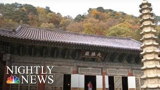 How a Thousand Year-Old Buddhist Temple Shapes North Korea | NBC Nightly News