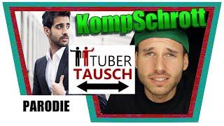 TuberTausch #1 - JuliensBlog & Sami Slimani | KompSchrott