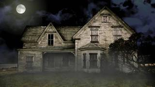 Free Haunted House Halloween Video Background