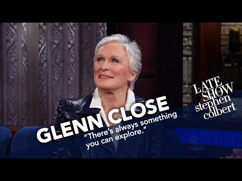 Glenn Close Cherishes A Letter She Received From Katharine Hepburn