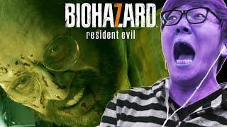 バイオハザード7で親父にめっちゃ襲われたw【ヒカキンゲームズ】【BIOHAZARD7 resident evil】