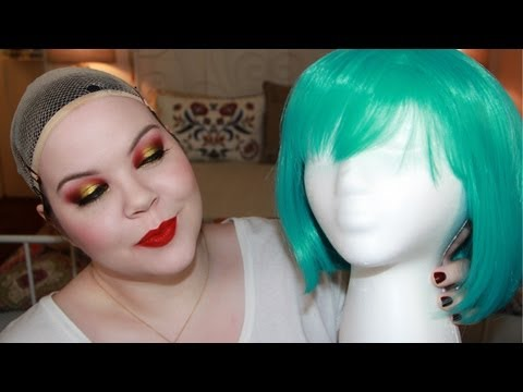 Wigs & Wig Caps- How To for Costumes & Cosplay