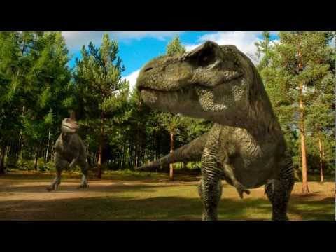 DINOSAURS T Rex VS. Spinosaurus The Reason Why They Hated Each Other 2