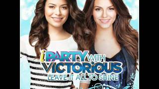 Leave It All To Shine [iTunes FULL SONG] from Victorious-iCarly Crossover, iParty with Victorious