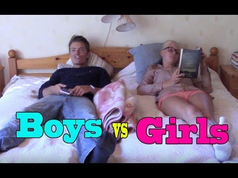 When Boys VS Girls Want Sex