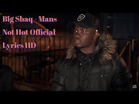 Xxx Mp4 Big Shaq Mans Not Hot Official Lyrics HD 3gp Sex