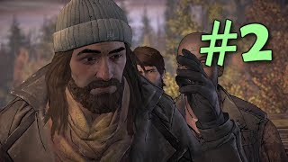NEW CHARACTER PAUL || The Walking Dead: A New Frontier || Episode 2 || Part 2