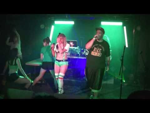 LiL sASSy, Faze One, & Missou Booty Krew Perform **Low** LIVE ON ST PATTY*S DAY