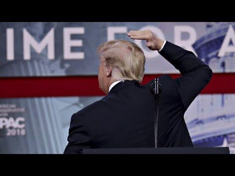 Xxx Mp4 Trump Praises His Hair At CPAC 3gp Sex