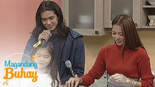 Magandang Buhay: Aimi's question to Tommy