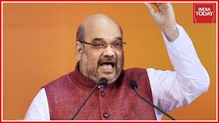 BJP President, Amit Shah Press Conference On Achievements Of NDA
