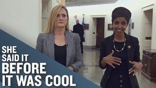 Ilhan Omar: Impeachment Pioneer | Full Frontal on TBS