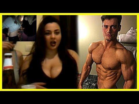 CONNOR MURPHY AESTHETICS on CHATROULETTE 3 HOT GIRLS REACTIONS Fitness Motivation