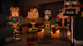 Minecraft Story Mode : Episode 6 Full Episode ( No Commentary )