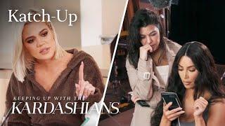 "Kardashians Piece Together Tristan & Jordyn Cheating Scandal: ""KUWTK"" Katch-Up (S16, Ep11)"