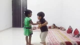 Cutest baby's   dance...BABY KO BASS PASAND  HAI