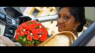 Kerala Christian💒 wedding highlights - Wedding highlights Medhun + Neethu💛💒💛
