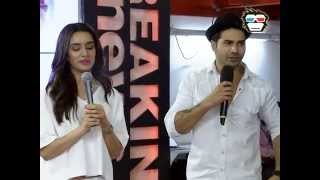 Shraddha Kapoor proposed Varun Dhawan