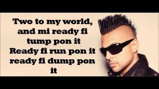 Sean Paul - She Doesn't Mind Lyrics