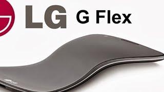 LG G Flex  Official commercials