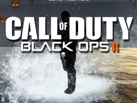 Black Ops 2 Desperately Hitting on Girls