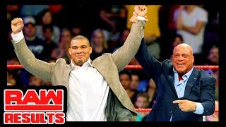 Jason Jordan's new Angle: YAY OR NAY? WWE Raw Review & Results (Going In Raw Podcast Ep. 258)