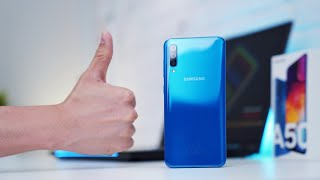Review Samsung Galaxy A50: SIKAT!!!