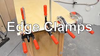 BESSEY® Edge Clamps EKT, KF, EC, KT Demo