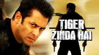 Tiger zinda he official trailer