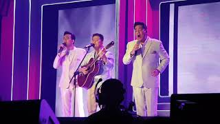 """"""" PERFECT"""" #PAMORE @MOA on February 10, 2018 sung by Martin, Ogie, Regine and Erik"""
