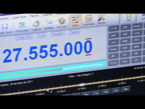 Unos minutos SWL en 27.555Mhz