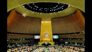 WATCH: United Nations General Assembly — Day 2 — Wednesday, Sept. 20, 2017